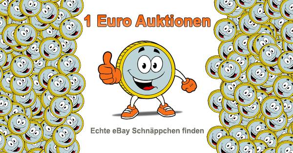 Ebay Kategorien 1 Euro Auktionen Ebay